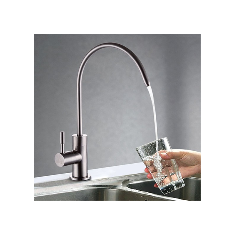 best stainless steel brushed nickel kitchen bar sink drinking water