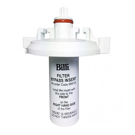 Billi FILTER BYPASS INSERT Re-order Code 85410