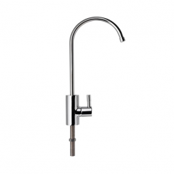 FAUCET D_DRINKING WATER FILTER TAP STAINLESS STEEL FAUCETS ROUND HANDLE