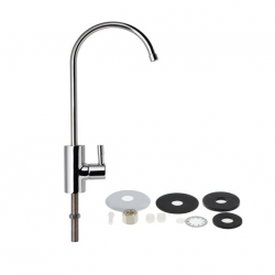Fin Long Reach Water Filter Ceramic Disc Faucet Tap