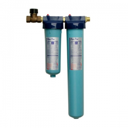 Aqua-Pure Twin Whole House Water Filter System AP212