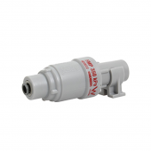 "Apex Filtamate FMP 350 KPA Pressure Limiting Valve (PLV) plastic with 1/4"" tube ports"