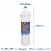Omnipure ELF-1ML ELF-Series Water Filter 1 Micron Lead
