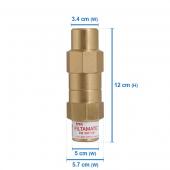 "FM350_FM350 Filtamate® - Pressure Limiting Valve 1/2"" in out"