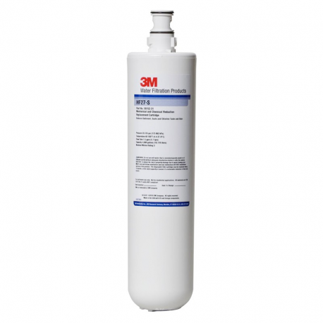 3M™ Water Filtration Products Replacement Filter Cartridge, Model HF27-S(5632202)