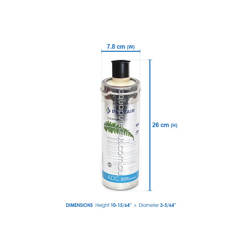 Adc Everpure Water Filter System For Caravans Rvs Long