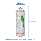 Everpure Replacement Filter Cartridge - H54-RC