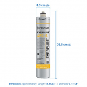 Everpure 4FC-S Replacement Water Filter Fiberdyne II EV9692-31