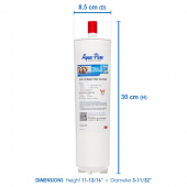 3M CFS8112EL REPLACEMENT WATER FILTER, SUITS AP8000