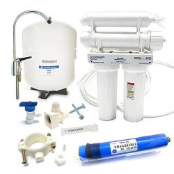 Pentek RO-2500 Reverse Osmosis System 4-stage