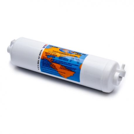 """Omnipure K2505 SS Sediment Quick Connect Elbow 1/4"""" Tube"""