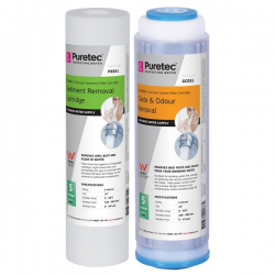 Puretec TS100 Replacement Filter Kit-PX051 with GC051