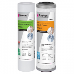 Puretec TS200 Replacement Filter Kit-PX051 with CB951