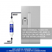 5231JA2012A LG FRIDGE FILTER