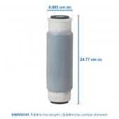 Aqua-Pure Twin Water Filter System AP2200C