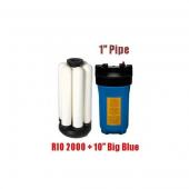 Doulton W9381105 - Big Blue Housing With RIO 2000