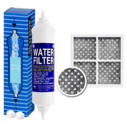 5231JA2012A LG Genuine Fridge Filter with Genuine Air Filter LT120F