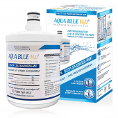 LG 5231JA2002A - Compatible Refrigerator Water and Ice Filter by AQUA BLUE H20  Water Filter