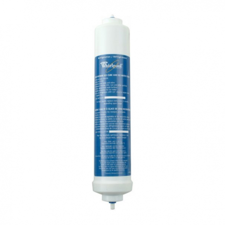 Whirlpool 4378411 Genuine External In Line Fridge Filter