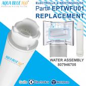 ELECTROLUX WESTINGHOUSE Fridge Filter 842802/839041 by AQUA BLUE H2O