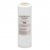 """Omnipure OCB934 RO T40 5 Micron Granular Activated Carbon (GAC) Water Filter Replacement Cartridge 10"""""""