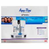 3M Aqua-Pure Drinking twin water filter system with dedicated filter tap, AP9200+, AK200125859