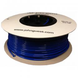 "John Guest High Pressure LLDPE 1/4"" Blue Tube 152 Metres"