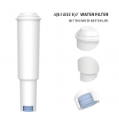 Compatible Coffee Machine Water Filter Replacement for Jura Claris White