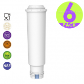 Compatible Coffee Machine Water Filter Replacement for Krups Claris F088