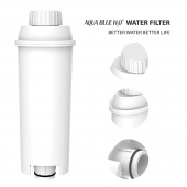 Compatible Coffee Machine Water Filter Replacement for DeLonghi DLSC002, SER3017 & 5513292811