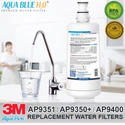 3M AP9351 / AP9350+ / AP9400 Premium Compatible Water Filter