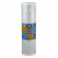 Omnipure  Silver Impregnated Carbon Block OMB934 Filter Cartridge | 5 Micron