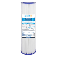 Countertop Clear Housing Drinking Water Filter System with Washable Pleated Sediment Filter 10""