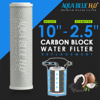 CTO Coconut Shell Carbon Block Filter 10""