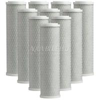 "CTO Coconut Shell Carbon Block Filter 10"""