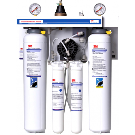 3M Water Filtration TFS450 Reverse Osmosis System