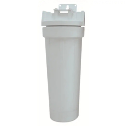 "3M Water Filter Housing - Polypropylene - 9.75"" - 3/4"""