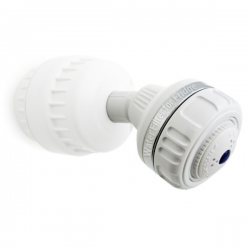 Sprite Shower Filters Universal Filters Perma Seal 3 Setting Shower Head White