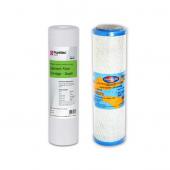 Billi  Replacement Water Filter Set 990202 alternative model 2 set for under sink