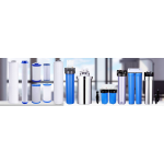 Whole House Water Filter Cartridges & Replacements