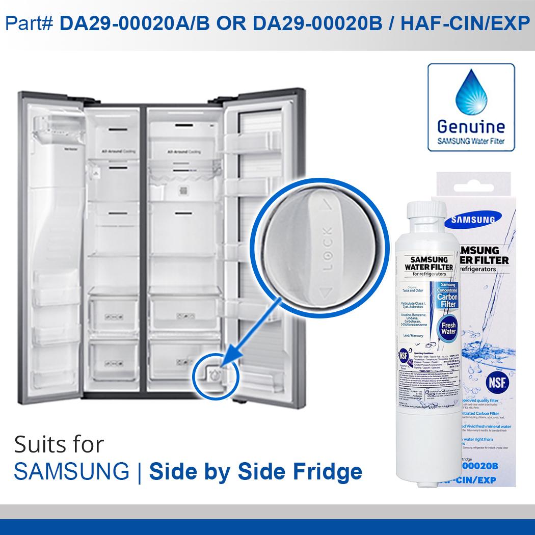 Srf719dls Samsung Fridge Premium Replacement Water Filter