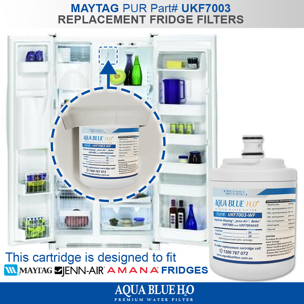 Ukf7003wf Amana Maytag Ukf7003axx Fridge Water Filter